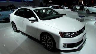 2013 Volkswagen Jetta GLI - iç ve dış görünüm