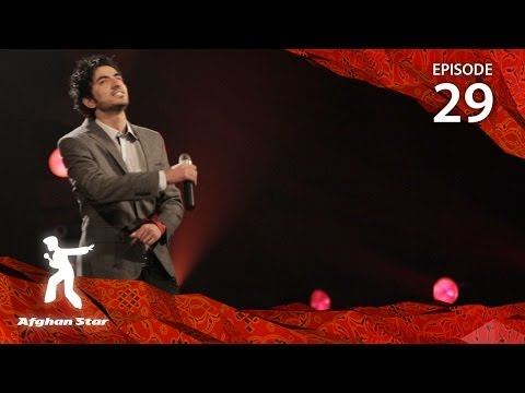 Afghan Star Season 9 - Episode 29 (Top 4)