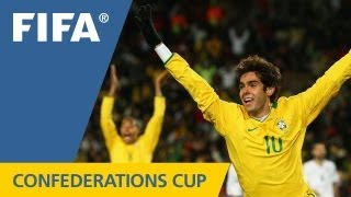 Top goals in Confederations Cup history