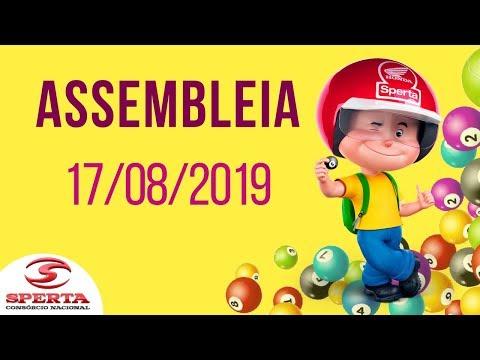 Sperta Consórcio - Assembleia - 17/08/2019