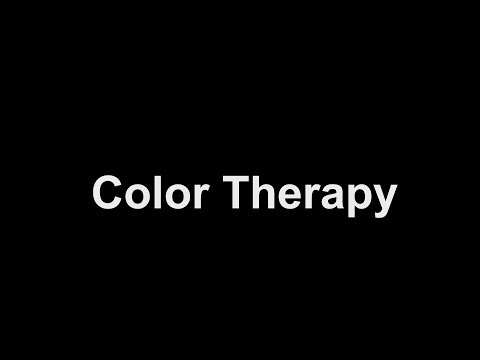 Ancient Remedies: Treatment for High B.P. & Insomnia - Color Therapy
