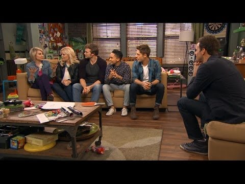 Behind the Scenes of ABC Family's 'Baby Daddy'
