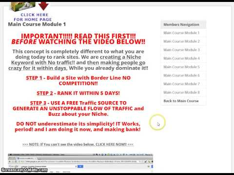 Cash Cow Ugly Sites Make Money Fast Rank Easy $90 Day