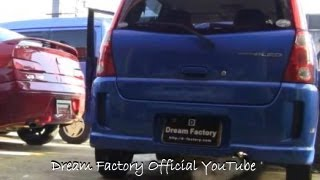 WAKO'S RECS SUBARU PLEO@Dream Factory Official YouTube