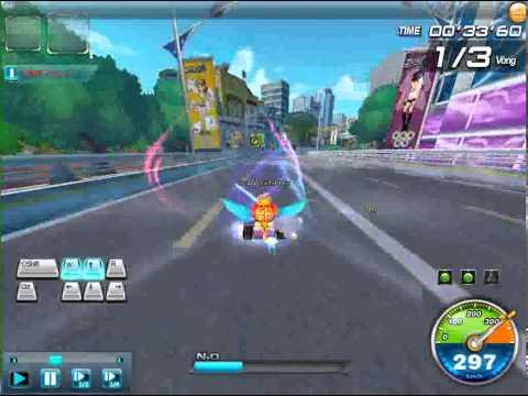 Fast Drift ảo lòi Zing speed Quỹ Đạo Ánh Sáng 1'38