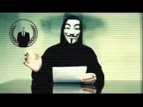 Anonymous informa situacin en irak