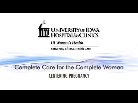 UI Women's Health - Centering Pregnancy
