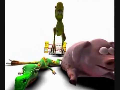 Dinosaur Fun! - Phim con Heo (phần 2)