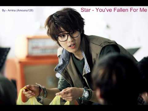 Kang Min Hyuk (Star) - You've Fallen For Me + Lyrics