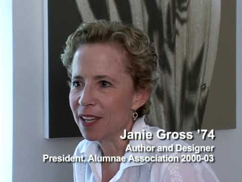 Making Their Mark: Janie Gross Moore College of Art & Design Oral History