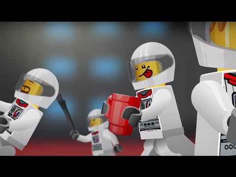 Lego City Vesmír - Oprava družice