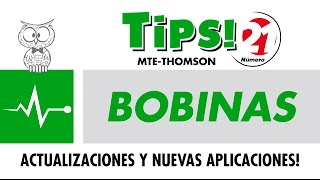 TIPS 21 – Bobinas