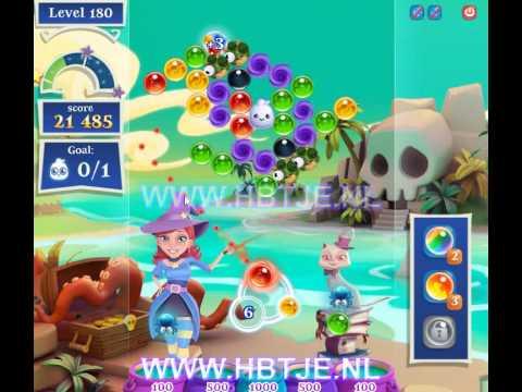 Bubble Witch Saga 2 level 180