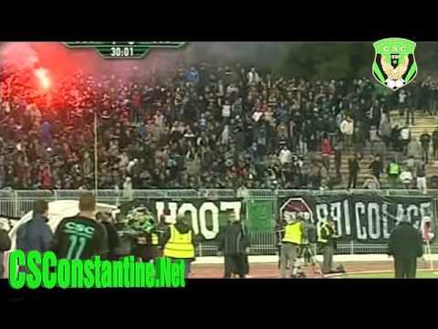 CSC 1 - JSS 0 - Le but de Boulemdais (32ème tour Coupe d'Algérie)
