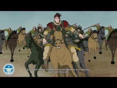 Phim Hoạt Hình Lịch Sử Việt Nam : Trường Côn Vô Địch