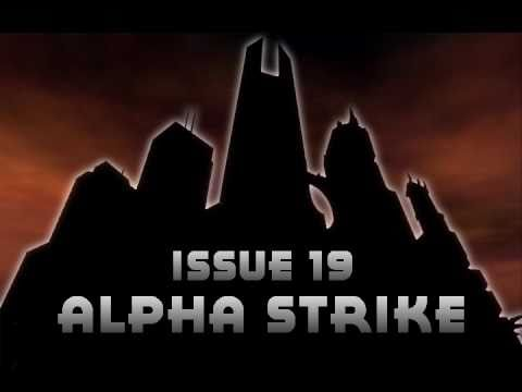 City of Heroes - Alpha Strike (Issue 19 Trailer)