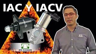 IAC y IACV