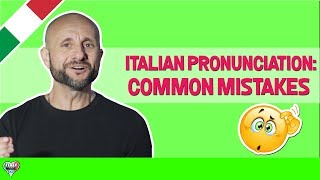 Pronounce Italian Double Consonants: Are You Making These Embarrassing Mistakes? Speak Italian