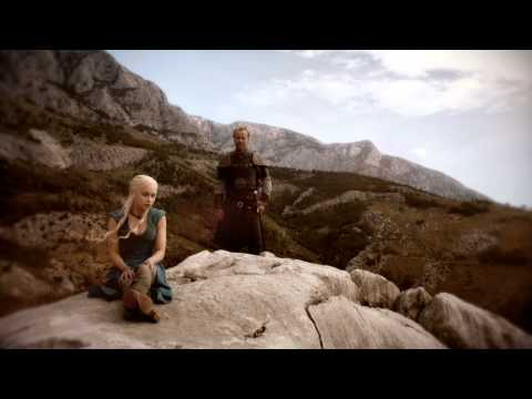 Game of Thrones Season 4: Dany Dragon Tease (HBO)