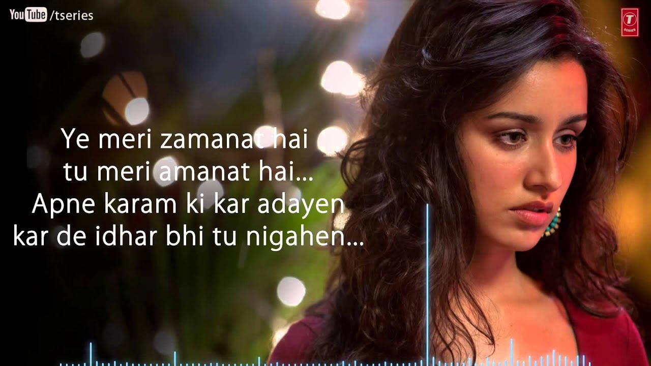 aashiqui 2 full song download video