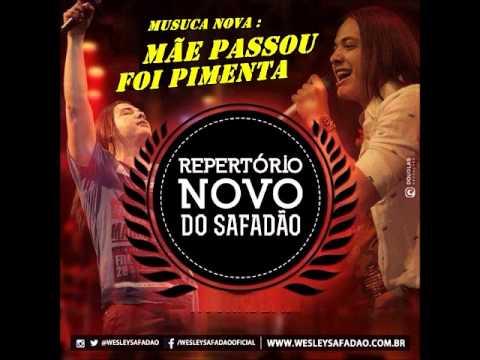 Wesley Safadão e Garota Safada - Mamãe Passou Foi Pimenta - Repertório Novo Dezembro 2013