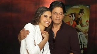 Fantastic to have Deepika as a co-actor: Shah Rukh Khan view on youtube.com tube online.
