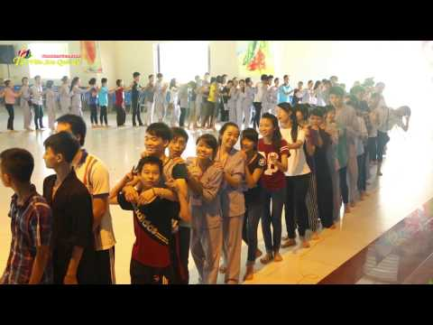 Tạm Biệt Chia tay khoá tu mùa hè dành cho sinh viên 2014 - chùa Khai Nguyên