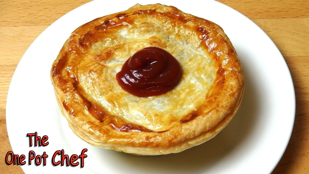 Aussie Meat Pies - RECIPE - YouTube