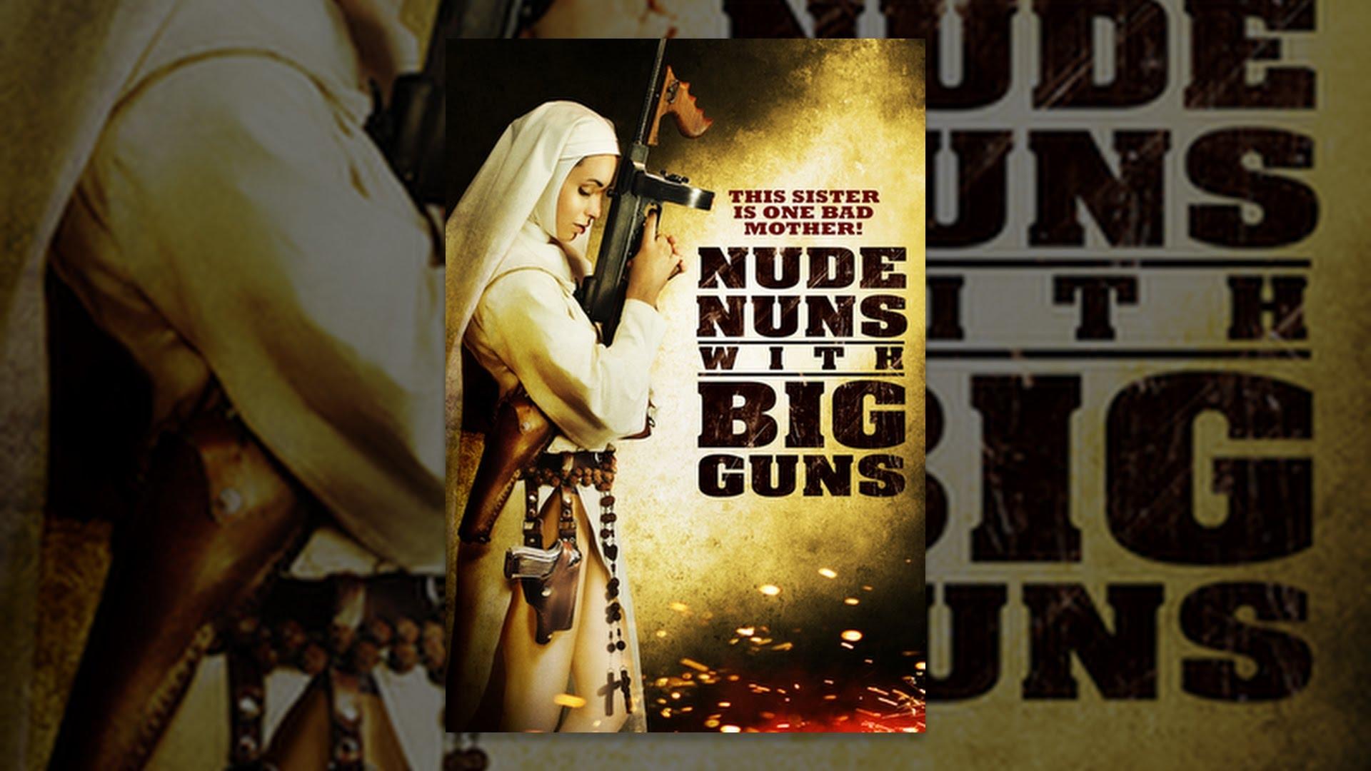 Filmsnude nuns with big guns porn photo