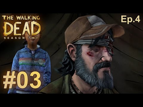 The Walking Dead Season 2: Episode 4 Walkthrough Part 3 - Sink or Swim