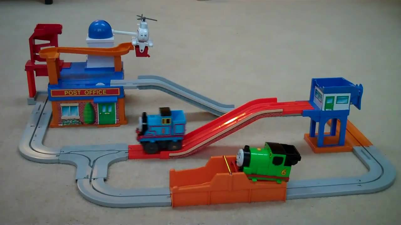 Thomas and friends big train set youtube