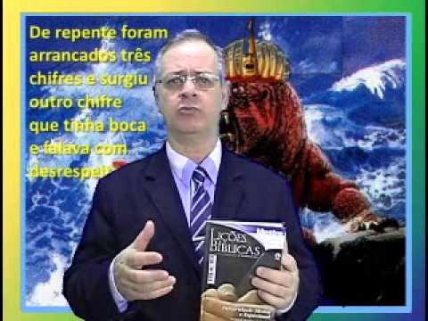 Lição 8 - Os Impérios Mundiais e o Reino do Messias, 2pte, 4Tr14, Ev Henrique, EBD NA TV