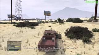 GTA 5 PS3 Bail Bond #1 Quarry