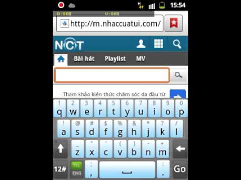 Phá băng thông mimax 5/2013 trên android