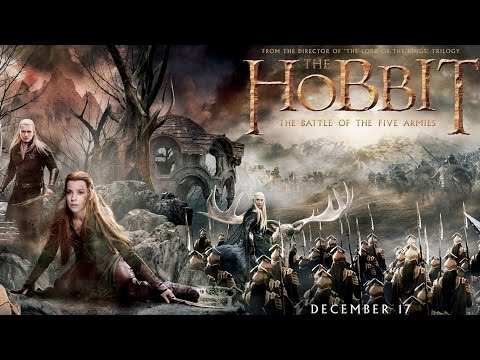 The Hobbit 3 Official Trailer (2015)