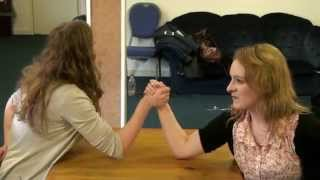 III. The Arm Wrestling Challenge [Student Week-End Away