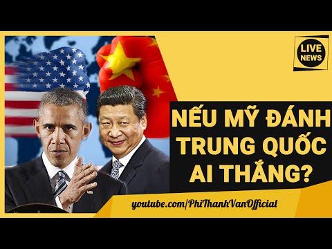 Nếu Mỹ, Trung Quốc Đánh Nhau Trên Biển Đông, Ai Thắng?