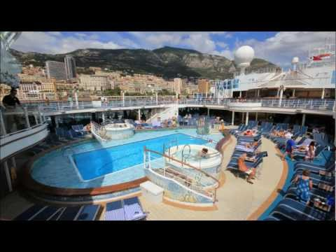 Ruby Princess Grand Mediterranean Cruise August 2012