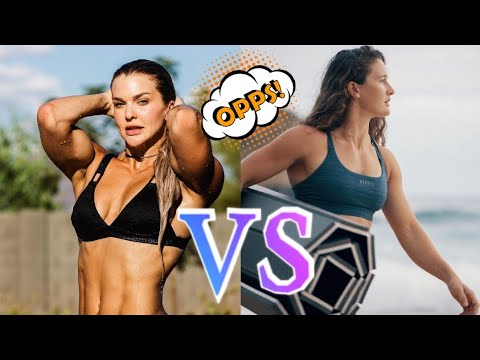 NO PAIN NO GAIN - BROOKE ENCE VS TIA CLAIR TOOMEY!! FITNESS MOTIVATION!! BOLD FIT🔥🔥