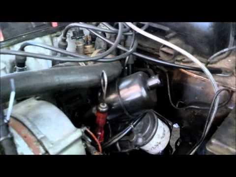 GM Chevette Tubarão motor AP