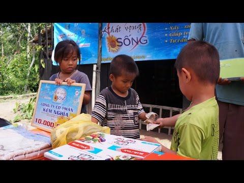 KVS Năm 07 (CT.Số 35) Hoàn cảnh gia đình Anh Phạm Văn Quang, U Minh Thượng, Kiên Giang