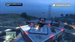 GTA 5 Secrets: Buzzard Attack Chopper Secret Location Tutorial