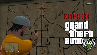 GTA V Easter Egg Descoberta No Fundo Do Oceano