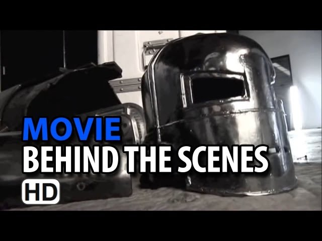 Iron Man (2008) The Journey Begins Part2 - B-Roll Making of & Behind the Scenes