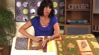 Eileen's Reversible Piecing Technique