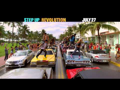 "STEP UP REVOLUTION - ""Passion"" :30 TV Spot"