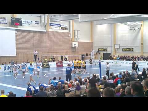 Tiikerit - Saimaa Volley 6.2.2014