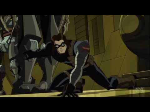 Captain America: The Winter Soldier Trailer (Animated)