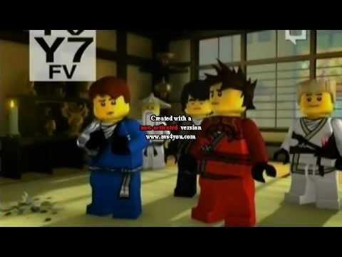 Ninjago masters of spinjitzu season 3 : Serie parecida a turno de ...