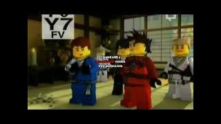 LEGO NINJAGO MASTERS OF SPINJITZU SEASON 3 EPISODES 14 15